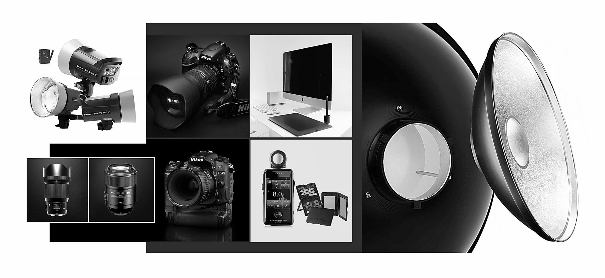 Location Studio Photo - Equipement