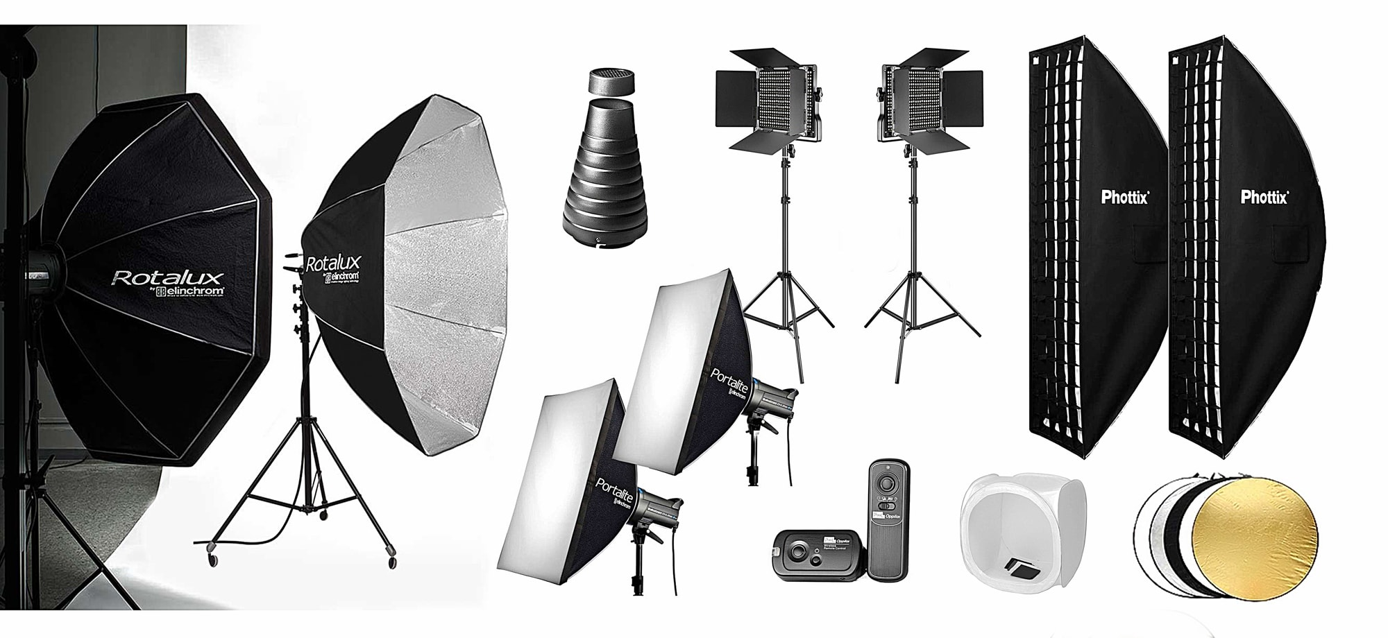 Location Studio Photo - Equipement