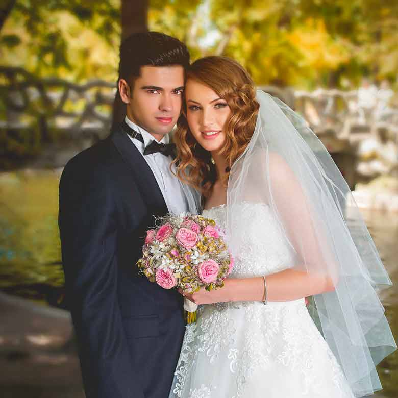 Séances photos mariage